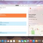 OS X Yosemite : un design revisité