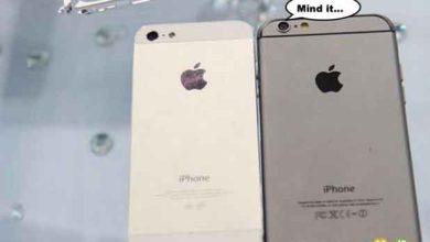 Photo of Apple : les iPhone 6 se comparent