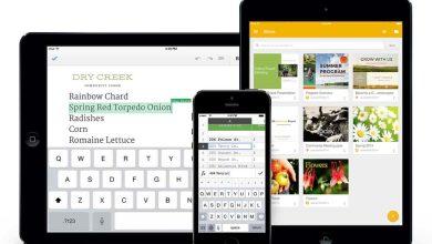 Photo of Les formats Office s'invitent dans Google Docs pour iOS