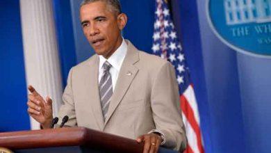 Photo of Réseaux sociaux : le costume de Barack Obama passe avant l'actualité