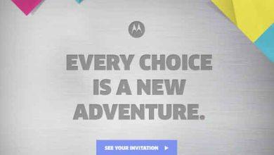 Photo de Que nous réserve Motorola pour le 4 septembre ?