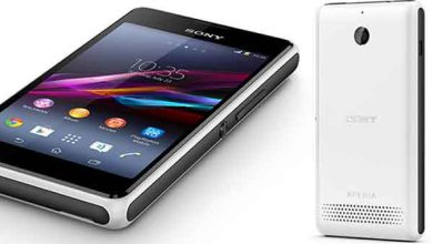 Photo of Sony : l'Xperia E1 passe à KitKat