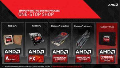 SSD : arrivée d'AMD