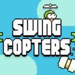 Swing Copters : le créateur de Flappy Bird n'en a pas fini avec vos nerfs !