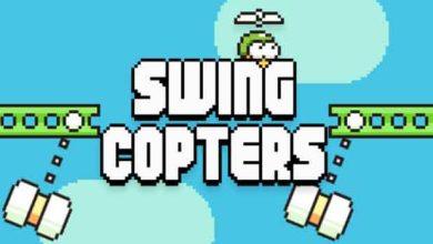 Swing Copters va mettre vos nerfs à rude épreuve