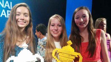 Photo of 3 irlandaises de 16 ans séduisent le jury du Google Science Fair