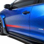 Civic Type R 2015 : Honda se rapproche du véhicule final