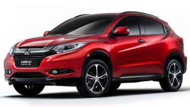 Photo de Honda compte sur le HR-V 2015 pour conquérir le marché des SUV urbains