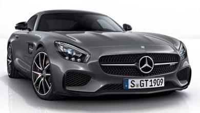Photo de Mercedes-AMG GT : premières images de l'Edition 1
