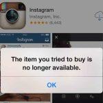 L'App Store a subi une panne momentanée