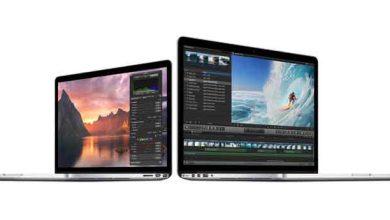 Photo de Apple : légères améliorations pour les nouveaux MacBook Pro 15″ Retina