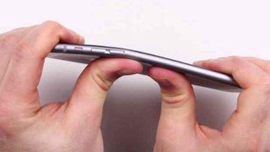 Photo de Bendgate : Apple réagit à la polémique du pliage