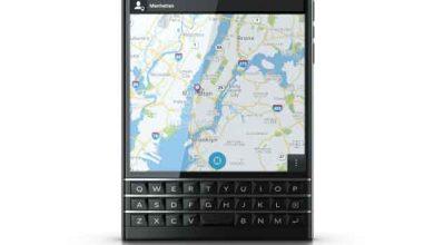 Photo of BlackBerry : une rupture nommée Passeport