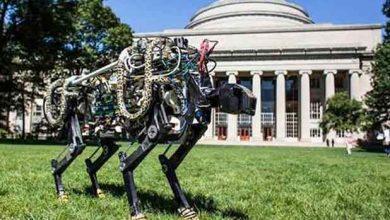 Photo de Cheetah : un robot aussi agile qu'un vrai guépard