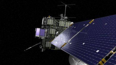 Comète 67P/Churyumov-Gerasimenko : Rosetta se rapproche
