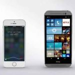 Microsoft compare Cortana à Siri dans une nouvelle publicité
