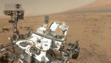 Photo de Curiosity : prêt à conquérir le Mont Sharp