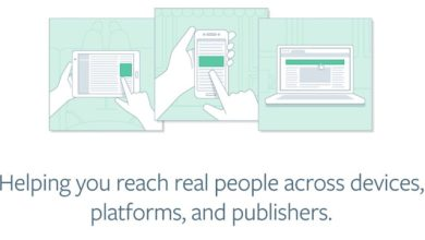 Photo de Publicité : Facebook lance une nouvelle version de sa plateforme