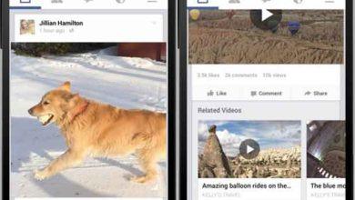 Photo of Facebook encourage les vidéos sur son réseau en les dotant d'un compteur de vues