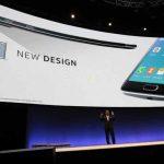 DJ Lee, directeur des ventes et du marketing chez Samsung, a présenté le Galaxy Note 4 au salon IFA de Berlin, mercredi.