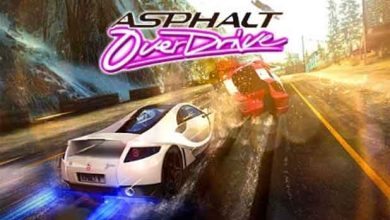 Photo de Gameloft : lancement d'Asphalt Overdrive