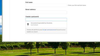 Photo de Google intègre son générateur de mots de passe dans Chrome Canary