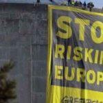 Intrusion à Fessenheim : deux mois avec sursis pour 55 militants de Greenpeace