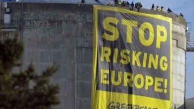 Photo de Greenpeace : 2 mois avec sursis pour 55 militants qui s'étaient introduits à Fessenheim