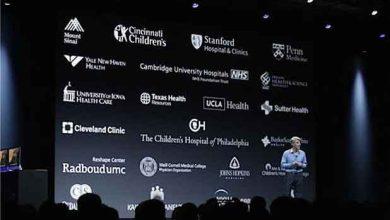 Photo de HealthKit : deux hôpitaux rejoignent le programme d'Apple