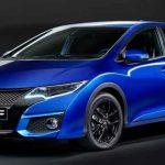 La Honda Civic se décline en version Sport