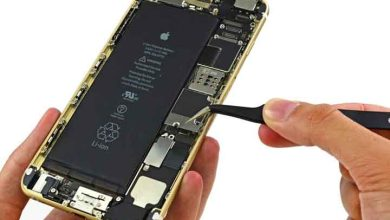 Photo de iPhone 6 : iFixit confirme la batterie et le processeur A8