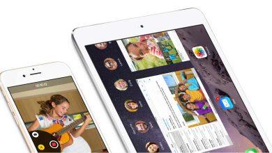 Photo de iOS 8 : disponible à partir du 17 septembre