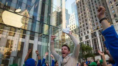 Photo of iPhone 6 : 10 millions d'exemplaires écoulés en un week-end