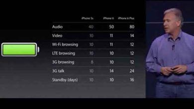 Photo of iPhone 6 : l'autonomie sera toujours un problème !