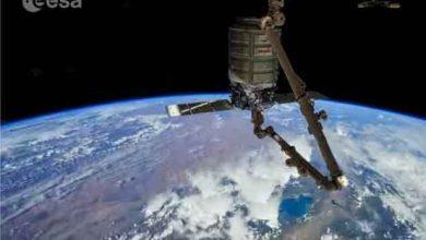 Photo of ISS : un montage vidéo impressionnant