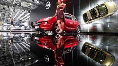 Photo de Karl : la nouvelle compacte d'Opel