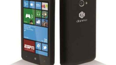 Photo de Konnect W40 : un Windows Phone sous la barre des 70 euros