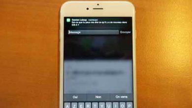 Photo de iOS 8 : du changement dans la continuité