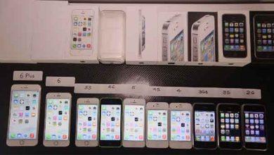 Photo of L'iPhone 6 est plus rapide que ses prédécesseurs