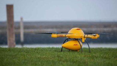 Photo de Livraison par drones : DHL coiffe tout le monde sur le poteau