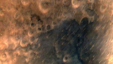 Photo de Mars : les premières photos prises par MOM