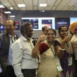 Les scientifiques indiens célèbrent la mise en orbite réussie d'une sonde autour de Mars.