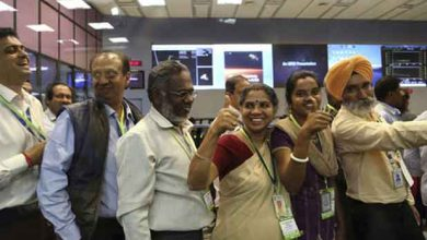 Photo de Mars Orbiter : succès pour le système D made in India
