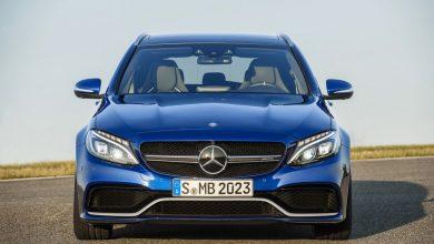 Photo de Mercedes Benz : la C63 AMG 2015 se dévoile en photos
