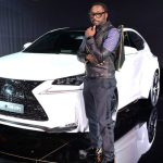 Lexus - Striking Angles : un SUV NX spécial will.i.am