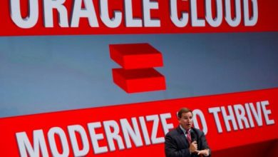 Photo de Oracle : tout pour le cloud