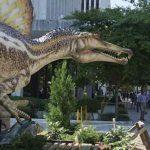 Ce dinosaure vivait il y a 95 millions d'années...