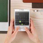 BlackBerry veut séduire les entreprises avec un smartphone carré