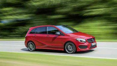 Mondial de l'Automobile 2014 : Mercedes annonce un restylage de la Classe B