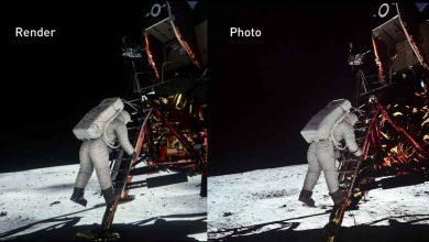 Photo of Nvidia démontre la véracité des premiers pas de l'homme sur la Lune